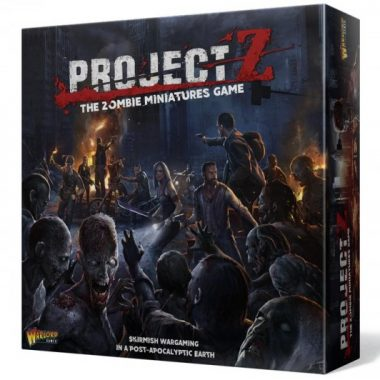 Project Z. Demostración. 18:30